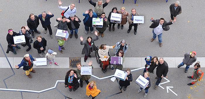 Initiative Gemeinsam Bauen & Wohnen